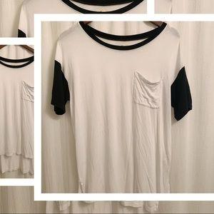 Hollister - Oversized T-shirt Dress - XS